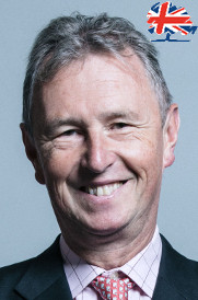 Nigel Evans MP by Chris McAndrew [CC BY 3.0 (http://creativecommons.org/licenses/by/3.0)], via Wikimedia Commons